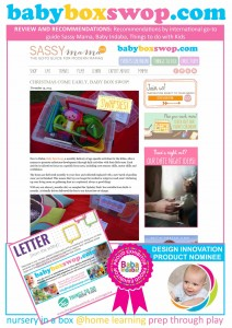 Sassy Mama and other BBS Reviews